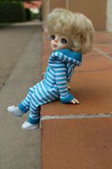 IMG_2330 (michellebebe) Tags: leaves doll bjd xixi abjd dollleaves
