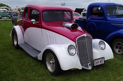 '33 Or '34 Willys Coupe (ilgunmkr - Thanks for 6,000,000+ Views) Tags: carshow streetrod 2015 willyscoupe meltdowndragsbyronillinois 34willyscoupe