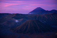 Bromo at Dawn (pranav_seth) Tags: colors indonesia dawn bromo mtbromo sumeru morningbreaking bromotennegarsumeru