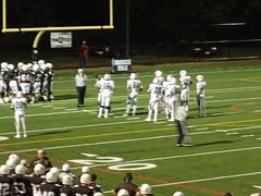 "Mount Carmel vs. St. Rita September 18, 2015 • <a style=""font-size:0.8em;"" href=""http://www.flickr.com/photos/134567481@N04/21547480771/"" target=""_blank"">View on Flickr</a>"