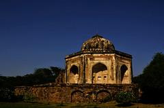 Quli Khan's tomb, Mehrauli, Delhi (Amit_Gupta1975) Tags: building architecture nikon outdoor delhi tomb metcalfe qutab mughal mehrauli quli d7000