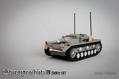Stug IV (kr1minal) Tags: 2 tank lego 4 wwii german anti moc ldd brickarms stugiv brickmania brickizimo naziworldwar