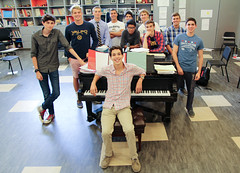 PZ20151016-005.jpg (Menlo Photo Bank) Tags: 2015 arts boys choir classroom fall formalgroupphoto largegroup lucas menloschool muisc people photobypetezivkov piano students upperschool atherton ca usa us publishedmenlomagazinewinter2016