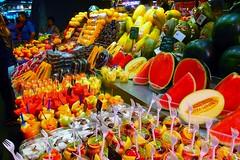 La Boqueria (Alex_Ng) Tags: barcelona de la spain market espana boqueria catalan mercat merkat mercatdelaboqueria
