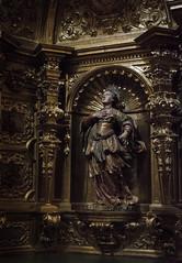 Santa Caliopa o Caliope (seguicollar) Tags: santa escultura caliope lerma martir colegiata caliopa