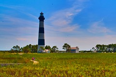 To the Lighthouse (Lojones13) Tags: lighthouse landscape northcarolina outerbanks bodiesislandlighthouse