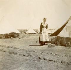 Winburg Camp, c.1901.