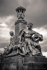 Gargoyle (abdullahbinabbas94) Tags: travel statue stone glasgow wanderlust gargoyle kelvingrove