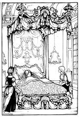 Het wilde Meisje j 30 ill  Anton Pieck l (janwillemsen) Tags: bookillustration antonpieck 1930ies