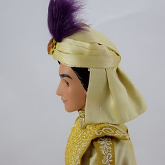 Limited Edition Aladdin and Jasmine 17'' Wedding Doll Set - Disney Store Purchase - Aladdin Deboxed - Standing - Portrait Right Side View (drj1828) Tags: wedding standing us prince aladdin purchase limitededition 155 disneystore 17inch deboxed le250