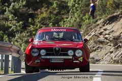 Alfa Romeo GTAm (jmeridafoto) Tags: costa car rally automotive classics alfa romeo motorsport daurada 2015 clasicos gtam