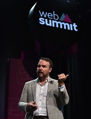 Web Summit 2015 - Dublin, Ireland (Web Summit) Tags: websummit2015 healthtechstage williamevans ibm technology dublin ireland startups innovation inspiring inspiration