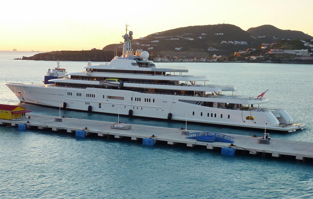 The World S Newest Photos Of Abramovich And Ship Flickr Hive Mind
