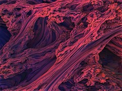 Chewing Gum Fractal (navrot) Tags: art 3d models fraktal fractal fractals 3dmodels fractalart mandelbulber mandelbulb3d