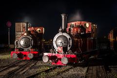 Talyllyn Railway night (Explore) (babs pix) Tags: heritage night steamengine steamrailway narrowgauge narrowgaugerailway talyllynrailway greatlittletrainsofwales no2dolgoch no1talyllyn tywyngwynedd