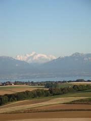 Magnifique Mont-Blanc (Tiolu.) Tags: nature montagne paysage montblanc