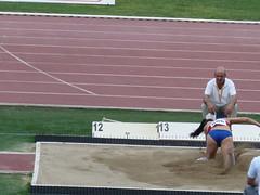 P1120204 (KU SAN LEE) Tags: beautiful team women european norwegian championships athlete izmir athletism