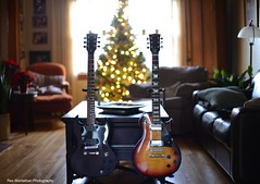 gibson bokeh (Rex Montalban Photography) Tags: bokeh guitar gibson rexmontalbanphotography
