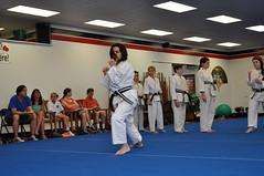 DSC_1579 (DeatonKarateStudio) Tags: students uniform tn graduation ceremony martialarts karate dojo selfdefense gi blackbelt shodan mountjuliet yudansha daviddeaton karatebelts wadaryu