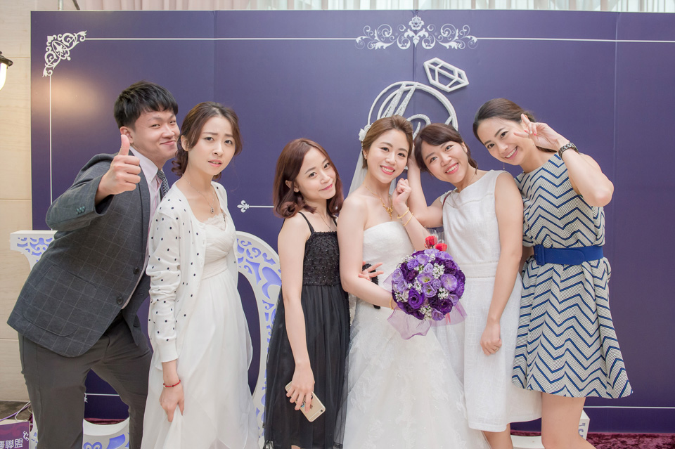 台南婚攝 桂田酒店 婚禮紀錄 G & S 084