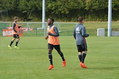 Season 2016-2017: U17 Belgium Training