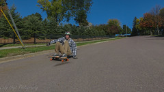 Jacob Croghan clownface (Codydownhill) Tags: skateboard skateboarding longboard longboarding downhill sports action panasonic lumix style urban