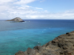 Manana (enjbe) Tags: hawaii manana rabbitisland makapuu island ocean