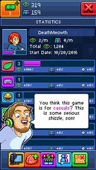 PewDiePie's Tuber Simulator (UX Examples (Mobile Games)) Tags: pewdiepiestubersimulator outerminds game ui sim tutorial tips howto progress