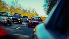 Traffic (_jonchinn) Tags: autumn bear mountain state park new york ny tuxedo cruise car enthusiasts fall foliage nature touge twisties curves beautiful machine automotive automobile bmw e30m3 e30 bimer jdm flush stanced fitment