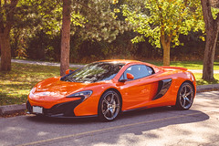 McLaren 650S Spider (A Great Capture) Tags: automobile vehicle spider 650s mclaren650sspider sports green orange parkedcar park sunnybrook autumn fall car racecar race outdoor outdoors agreatcapture agc wwwagreatcapturecom adjm toronto on ontario canada canadian photographer northamerica ash2276 ashleylduffus ald mobilejay jamesmitchell automne herbst 2016 eos digital street photography auto bil voiture  aut automobilis samochd main   avto