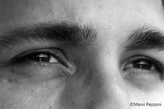 Robi (MarviMPZ) Tags: occhi eyes bnw biancoenero verona amore love marvipezzoni dettaglio detail