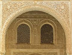 Arabesque (vittorio vida) Tags: spain granada arabesque art architecture windows buildings alhambra europe