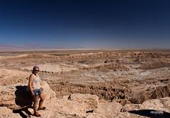 mirador kari2 (marcelayaez) Tags: suelo sanpedrodeatacama paisaje nortedechile norte miradorkari valledelaluna