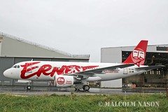 A319-111 EC-HKO (EI-FVG) ERNEST (shanairpic) Tags: jetairliner a319 airbusa319 shanno iac eirtech iberia ernest echko eifvg