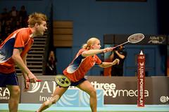 NBLmatch-5100-0353 (University of Derby) Tags: 5100 badminton nbl sportscentre universityofderby match