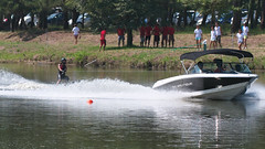 20160903_132139_DSC_5818 (seiichi_sugano) Tags: waterski waterskiing watersports water championship collegiate jccw jump trial ob oogata akita japan   og