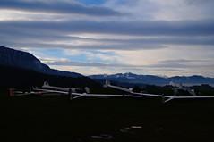 Der Fhn steht - 21.11.2016 Kufstein (Roland Henz) Tags: fliegen segelfliegen segelflug kufstein 2016 19112016 fhn wellefliegen windfliegen startwind