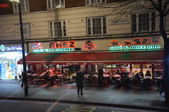 DSC_1248 (photographer695) Tags: edgeware road london noted distinct middle eastern flavour many lebanese restaurants shisha cafes arabicthemed nightclubs line street arab ethnic african culture