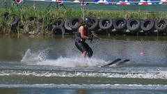 20160903_132147_DSC_5852 (seiichi_sugano) Tags: waterski waterskiing watersports water championship collegiate jccw jump trial ob oogata akita japan   og