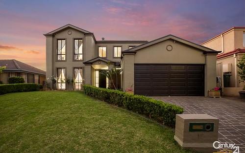 12 Dungara Crescent, Stanhope Gardens NSW 2768