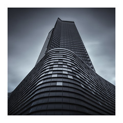 Imposition (Mark McLeod 80) Tags: 2016 city le melbourne longexposure markmcleod markmcleodphotography mono cbd urban