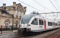 Veolia GTW te Valkenburg (StefanvdW) Tags: trein veolia arriva gtw stadler valkenburg station 32047 652 28