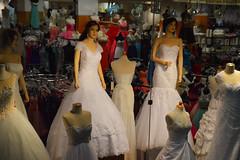 All ready for their big day (radargeek) Tags: mall crossroads plazamayor okc oklahomacity mannequin wedding gown dress