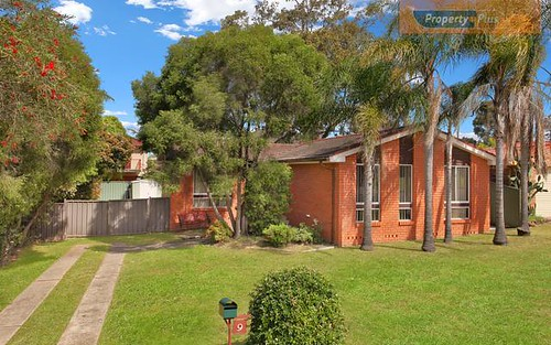 9 Todman Place, St Clair NSW 2759