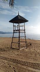 Cabane sur la plage (Découverte & partage) Tags: cabane plage sable paradisiaque soleil nhatrang voyage vietnam vietnamvoyage agencedevoyagevietnam agencefrancophone authentique culture paille cocotier rêve