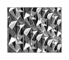 Geometrical (B.M.K. Photography) Tags: abstract architecture triangles metal details
