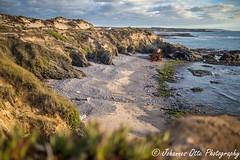 Wreck (johannesotte84) Tags: wreck wrack portugal atlantic coast line evening