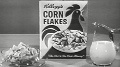 1961 - Commercial - Kellogg's Corn Flakes - Yogi Bear's Corn Dance! (VideoArcheology) Tags: videoarcheology 1961 commercial kelloggs corn flakes yogi bears dance