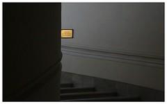 L'escalier de la Prsidente (Pi-F) Tags: escalier prsidente malte ombre contrejour pnombre office rpublique palais plaque cuivre inscription gravure