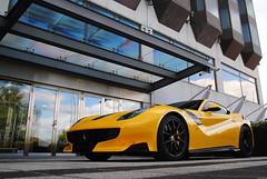 Ferrari F12tdf (MarcoT1) Tags: ferrari f12tdf hungary budapest nikon d3000